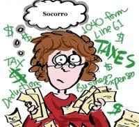 socorro impuestos renta